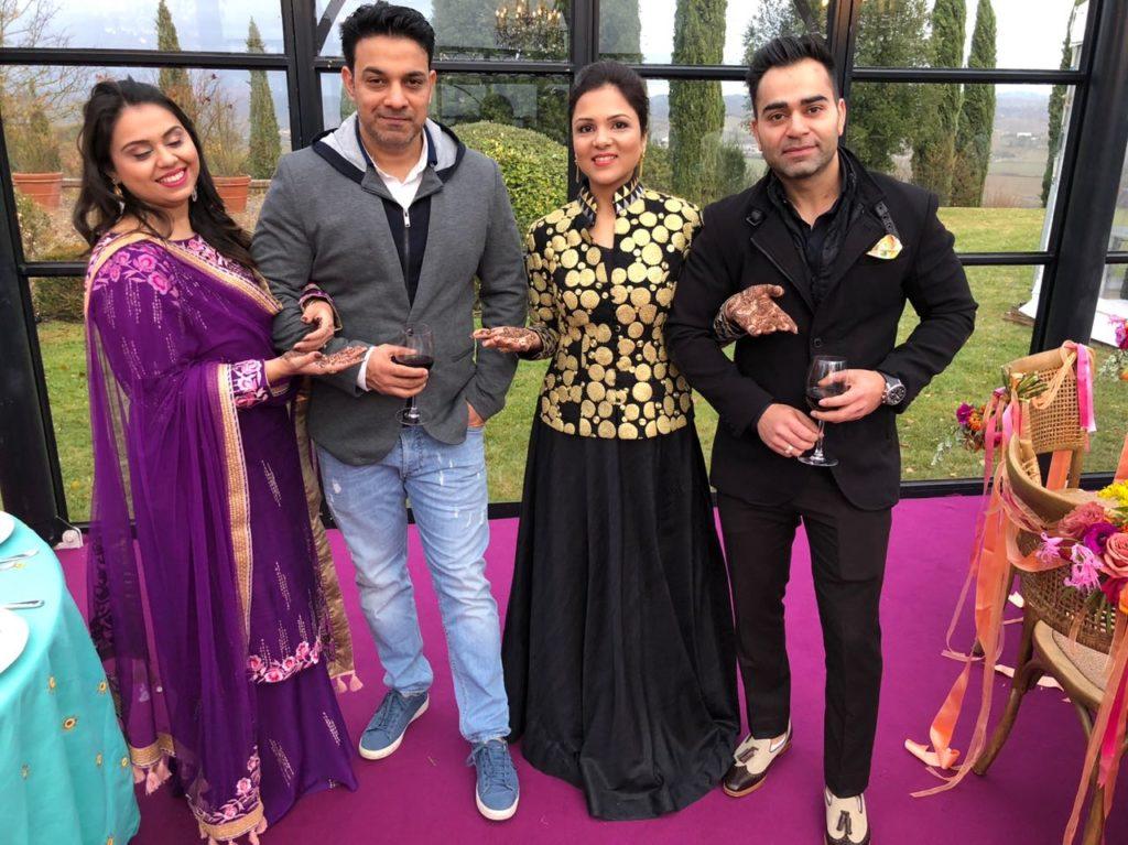 Virat Kohli weds Anushka Sharma