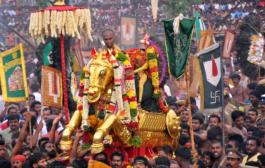 மதுரை சித்திரைத் திருவிழா; 30–ந் தேதி அழகர் வைகை ஆற்றில் இறங்குகிறார்.